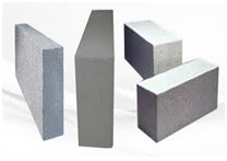 Autoclaved Aerated Concrete Manufacturers in India | aac block